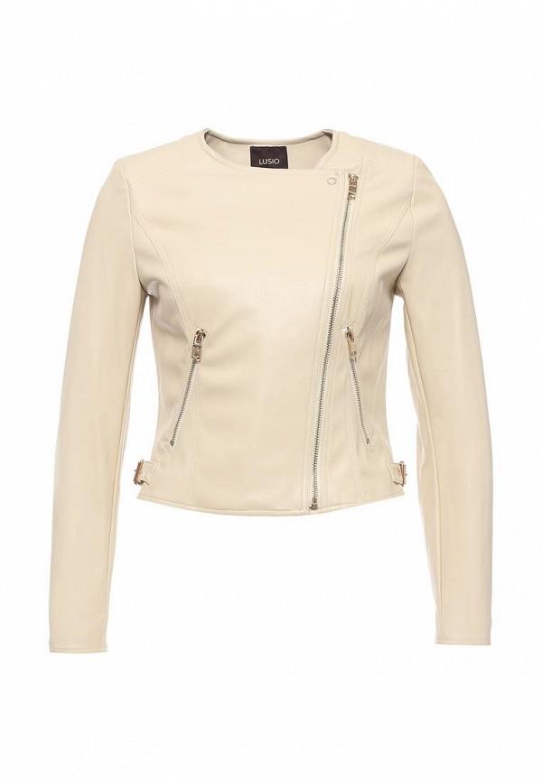 Кожаная куртка Lusio SS17-050007