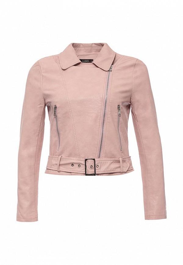Кожаная куртка Lusio SK17-050017