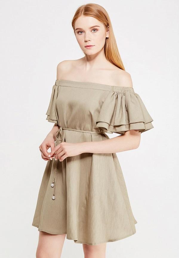 Платье Lusio Lusio LU018EWTTL09 платье lusio lusio lu018ewwmd52