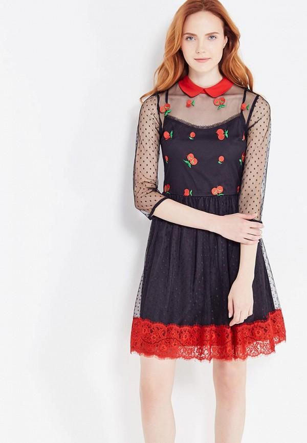 Платье Lusio Lusio LU018EWWAX55 платье lusio lusio lu018ewvrv26