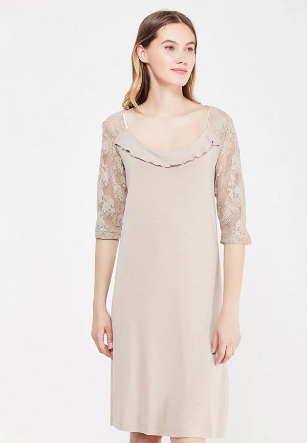 Фото Платье домашнее Luisa Moretti. Купить с доставкой