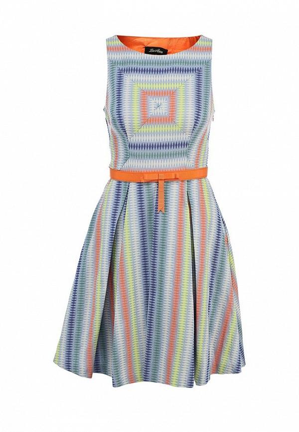 цена Платье LuAnn LuAnn LU100EWEBQ13 онлайн в 2017 году