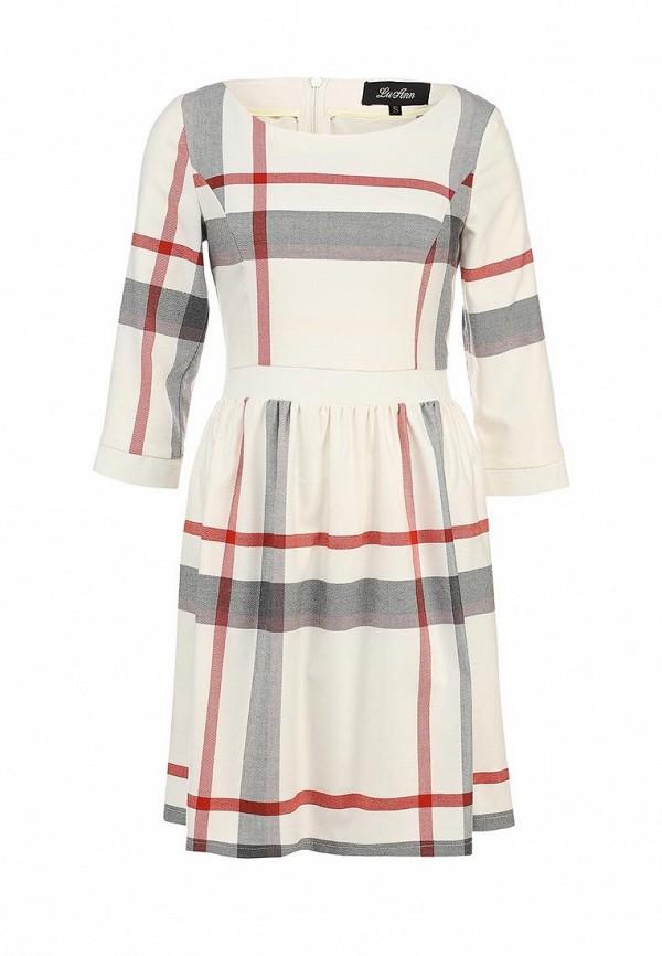 цена Платье LuAnn LuAnn LU100EWEEV01 онлайн в 2017 году