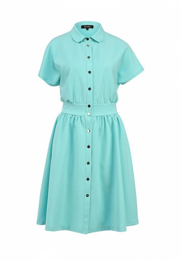 Платье-миди LUANN SS15AO1