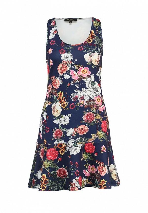 Платье-миди LUANN SS15SC2