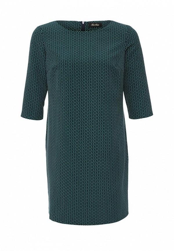 Платье-миди LUANN SS16DA4