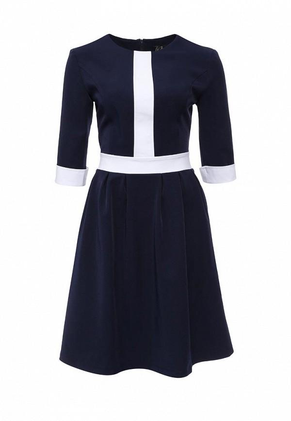 Платье-миди LUANN SS16DB2