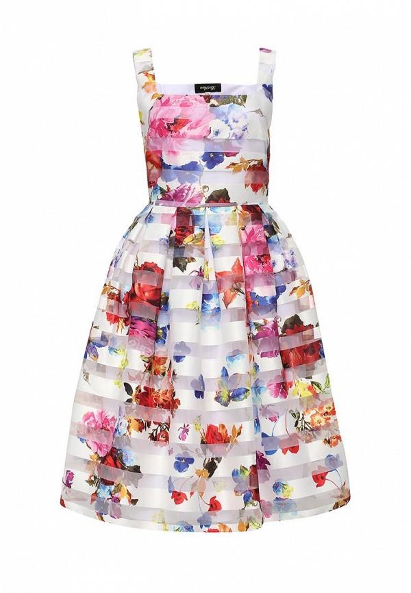 Платье-миди LUANN SS16D2