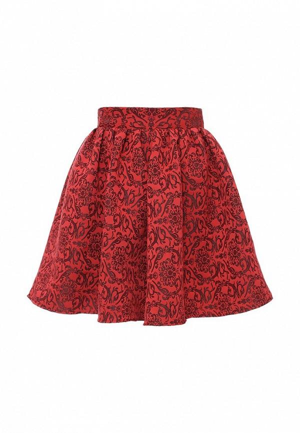 Купить женскую юбку LuAnn красного цвета