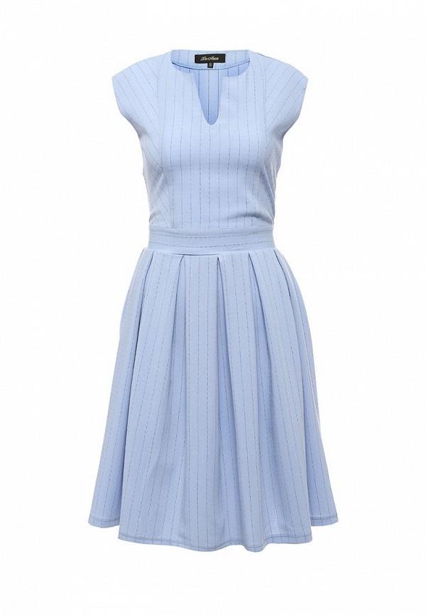 Платье-миди LUANN SS16D22