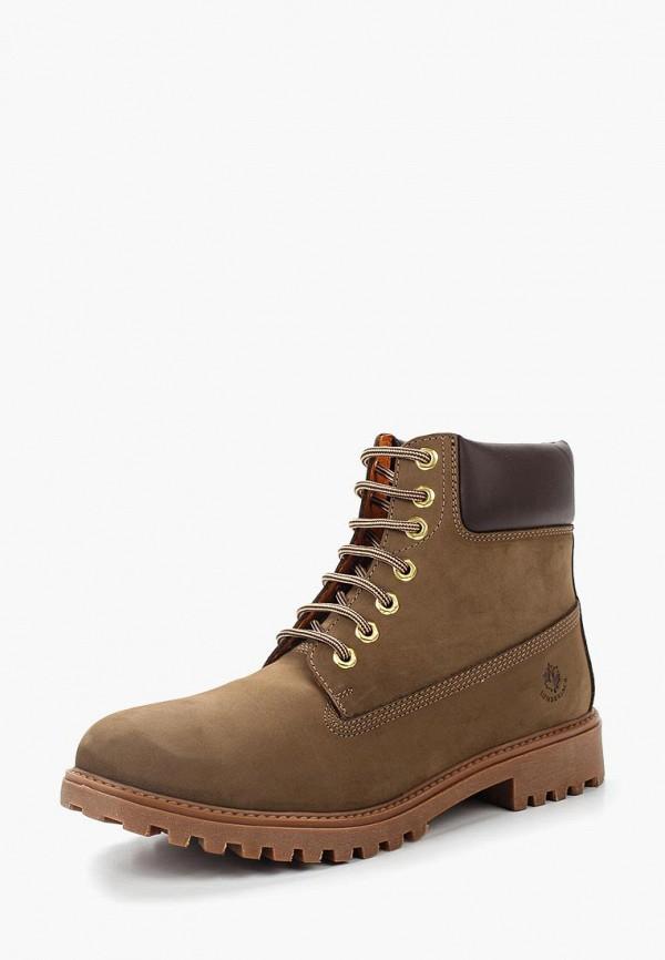 Фото - мужские ботинки и полуботинки LumberJack цвета хаки