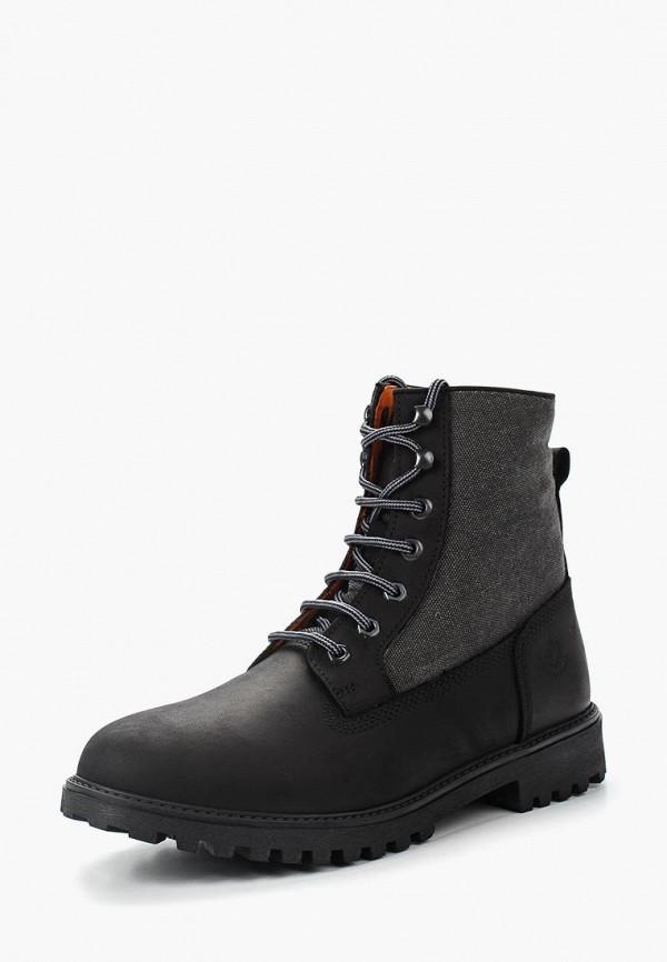 Фото - мужские ботинки и полуботинки LumberJack черного цвета