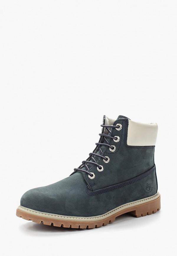 Фото - женские ботинки и полуботинки LumberJack синего цвета