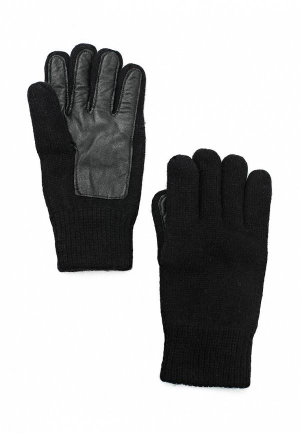Перчатки Luhta. Цвет: черный