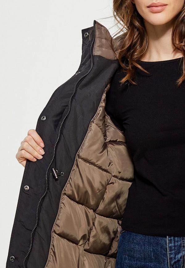 Фото 4 - Куртку утепленная Luhta черного цвета