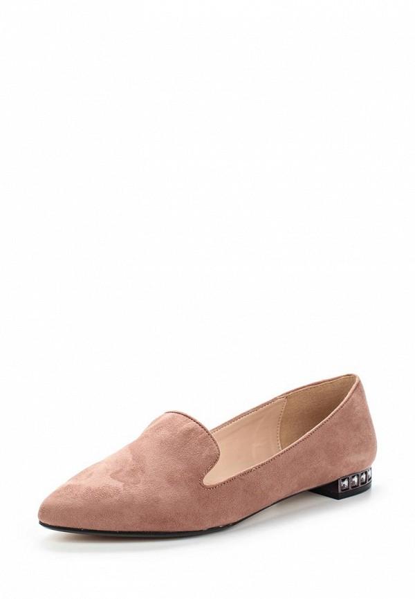 Фото - женские туфли Mango розового цвета