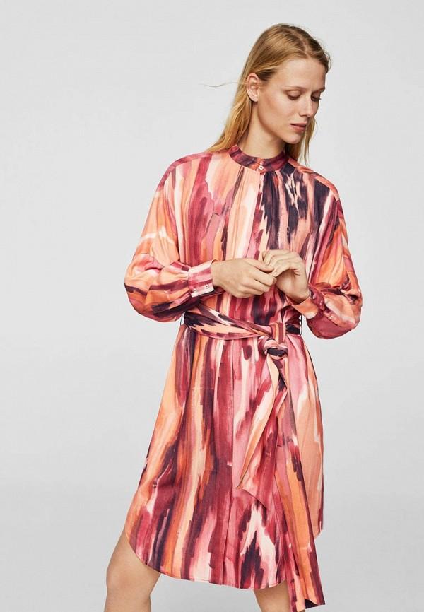 Платье Mango Mango MA002EWAFMH7 платье mango mango ma002ewzzp30