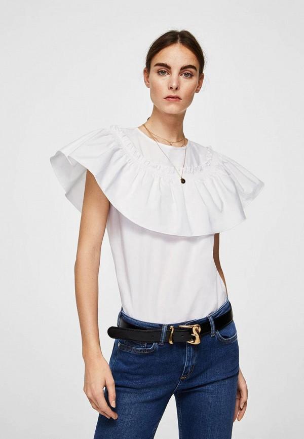 Блуза Mango Mango MA002EWAQTA1 блуза mango mango ma002ewvcx57