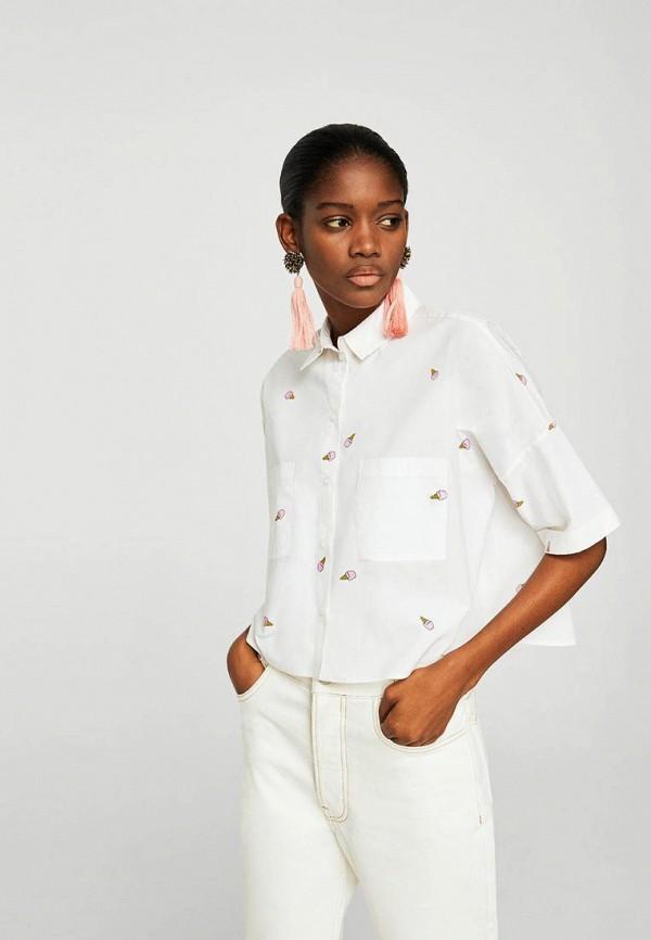 Блуза Mango Mango MA002EWAQTF0 пальто mango mango ma002ewxfd15