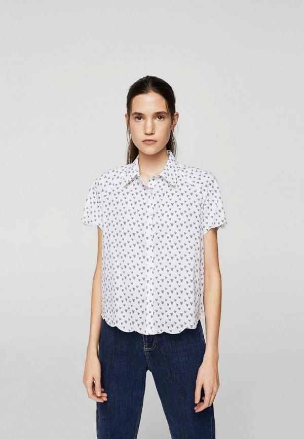 Рубашка Mango Mango MA002EWAQTQ4 рубашка mango mango ma002ewzse09