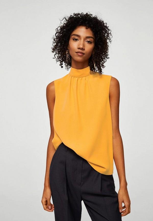 Блуза Mango Mango MA002EWAQUK1 пальто mango mango ma002ewxfd15