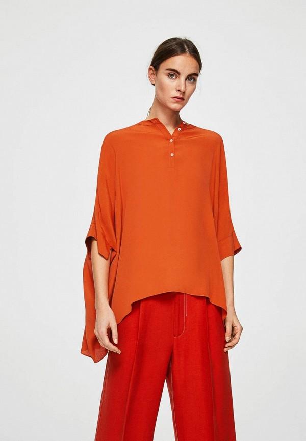 Блуза Mango Mango MA002EWAQUK3 блуза mango mango ma002ewvcx57