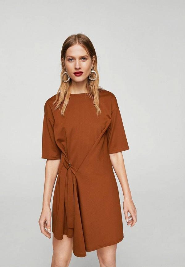 Платье Mango Mango MA002EWAQUN1 лоферы mango man mango man he002amzsf07