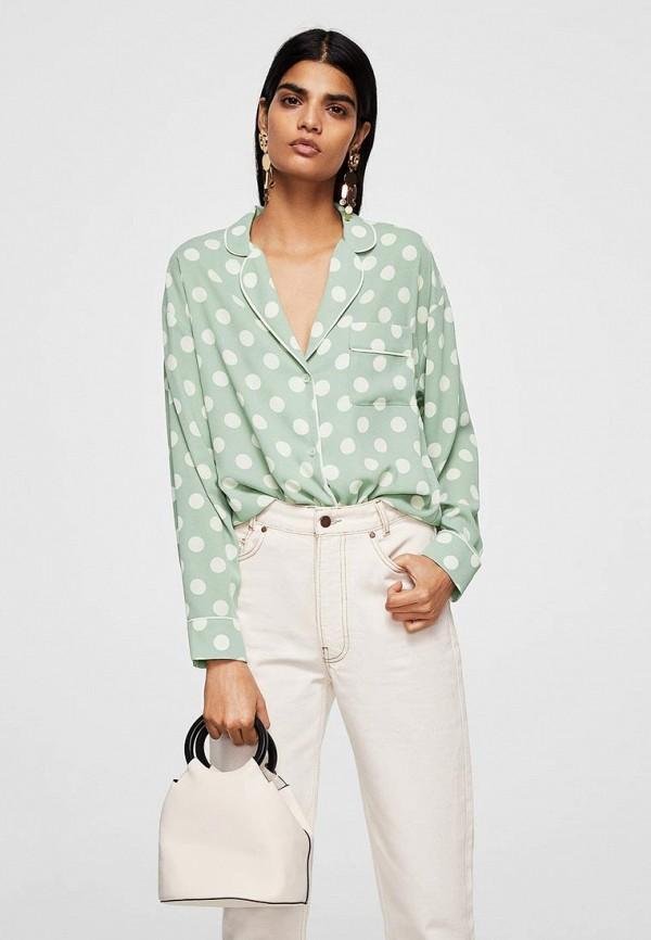 Блуза Mango Mango MA002EWAQUR8 блуза mango mango ma002ewvcx57