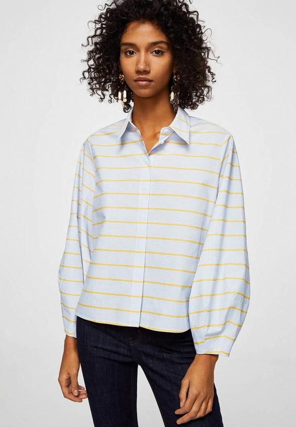 Рубашка Mango Mango MA002EWAQVA0 рубашка mango mango ma002ewaqtq3