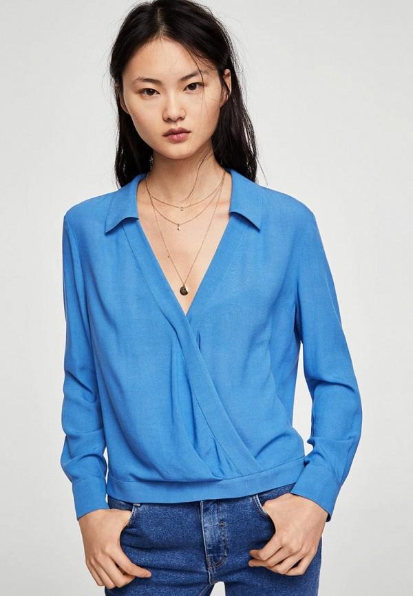 Блуза Mango Mango MA002EWAQVD8 куртка кожаная mango mango ma002ewtjy21