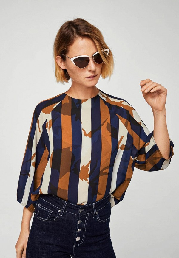 Блуза Mango Mango MA002EWAQVY6 блуза mango mango ma002ewvbk05