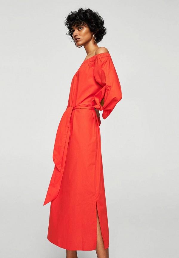 Платье Mango Mango MA002EWAQWQ8 куртка кожаная mango mango ma002ewtjy21