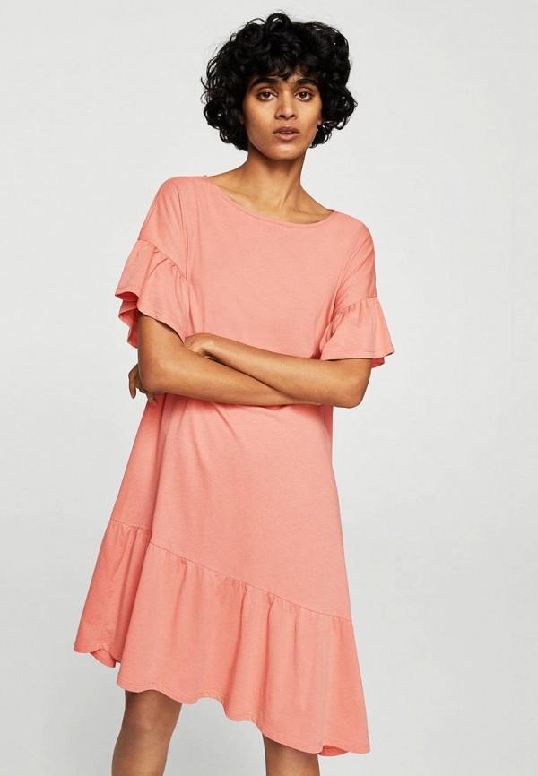 Платье Mango Mango MA002EWAQWT4 лоферы mango man mango man he002amzsf07