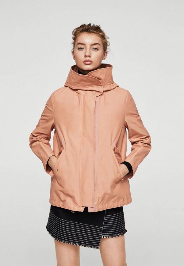 Куртка утепленная Mango Mango MA002EWAQWV2 куртка кожаная mango mango ma002ewvur15