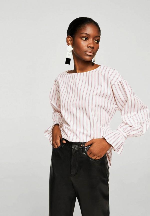 Блуза Mango Mango MA002EWAQWX1 блуза mango mango ma002ewxmx00