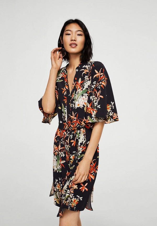 Платье Mango Mango MA002EWAQXS2 лоферы mango man mango man he002amzsf07