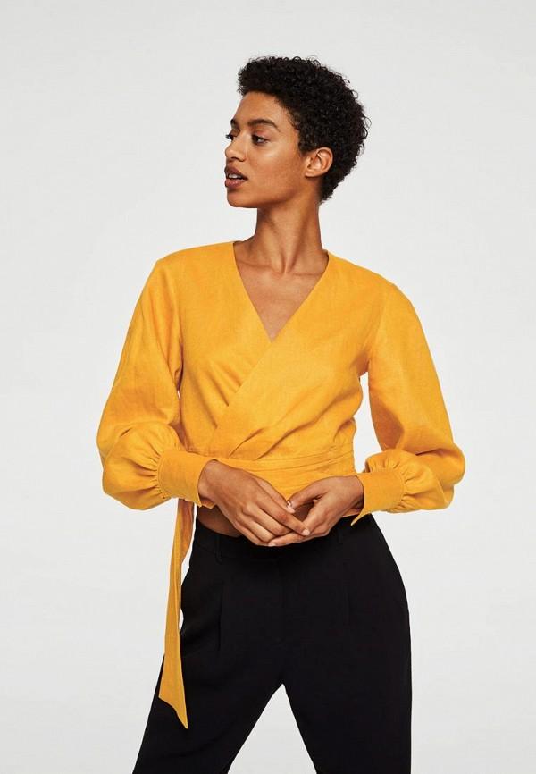 Блуза Mango Mango MA002EWBGWA5 блуза mango mango ma002ewxmx00