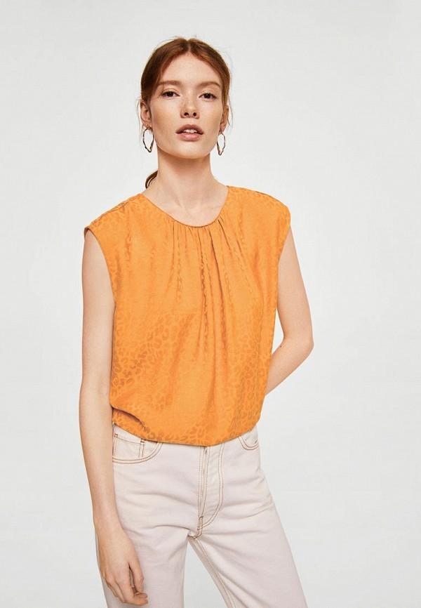 Блуза Mango Mango MA002EWBGWC2 блуза mango mango ma002ewxmx00
