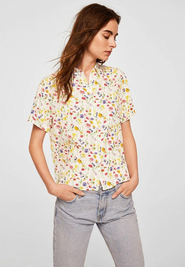 Рубашка Mango Mango MA002EWBHAJ8 рубашка mango mango ma002ewaqtq3