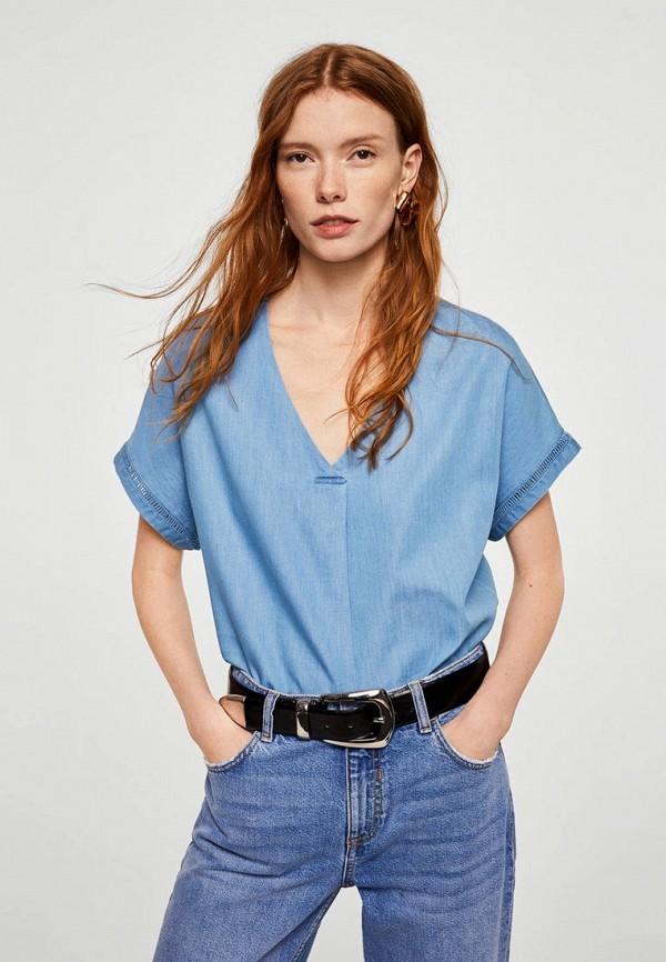 Блуза Mango Mango MA002EWBIIN5 блуза mango mango ma002ewxmx00