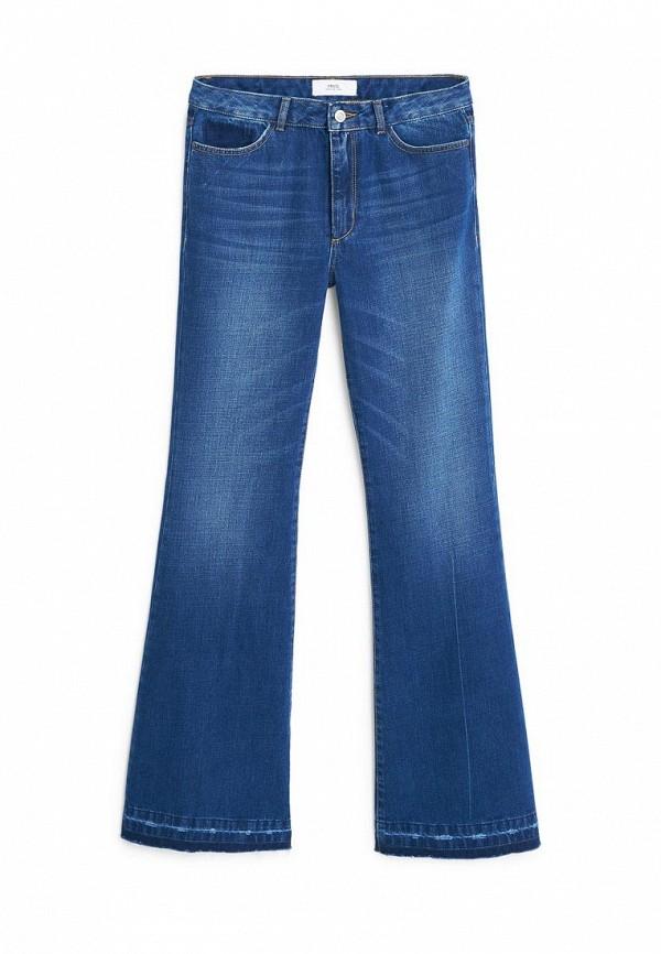 Широкие и расклешенные джинсы Mango (Манго) 53043020