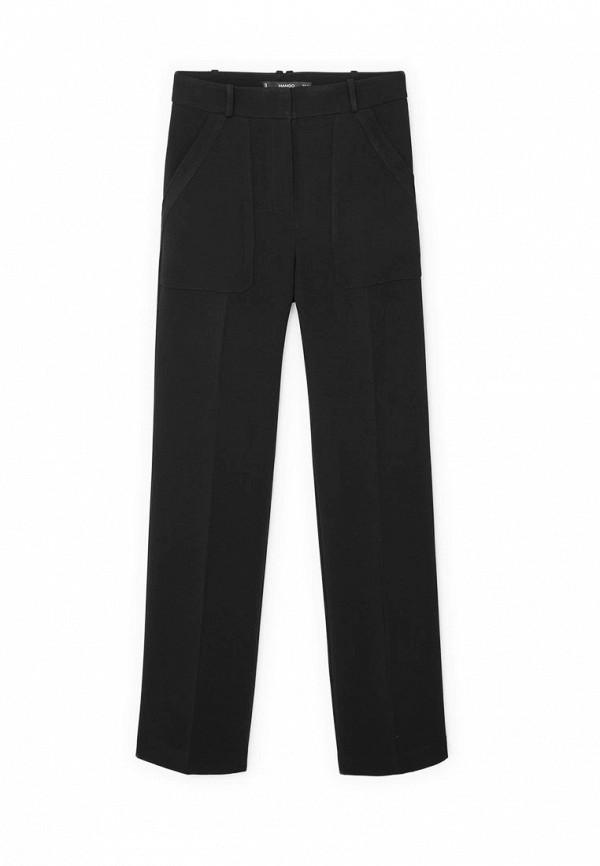 Женские широкие и расклешенные брюки Mango (Манго) 61020241