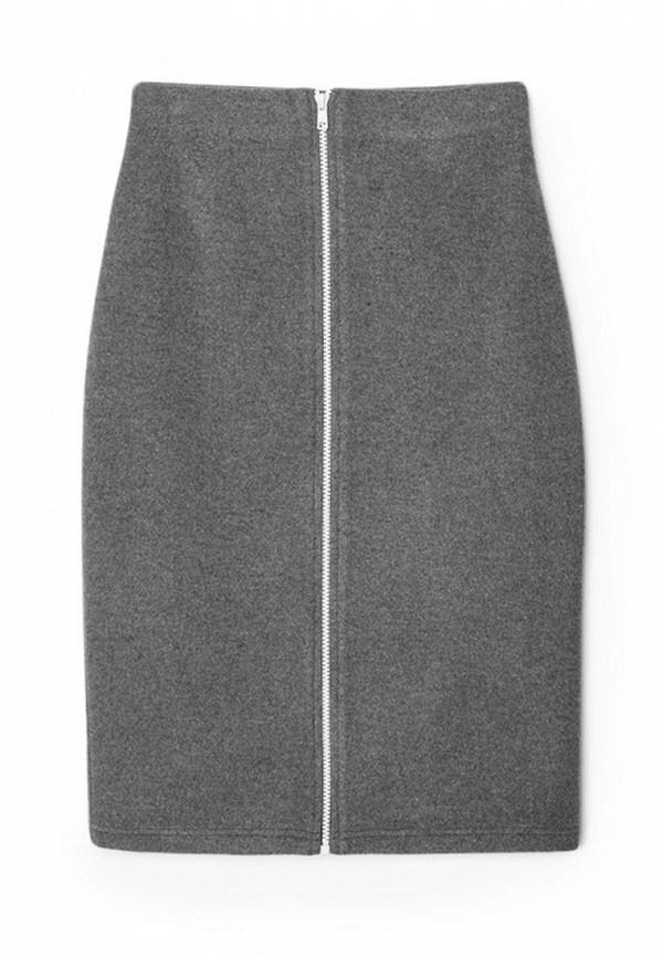 Прямая юбка Mango (Манго) 61050328