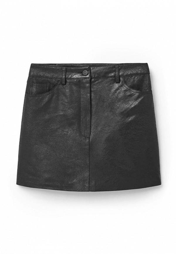 Прямая юбка Mango (Манго) 63070324