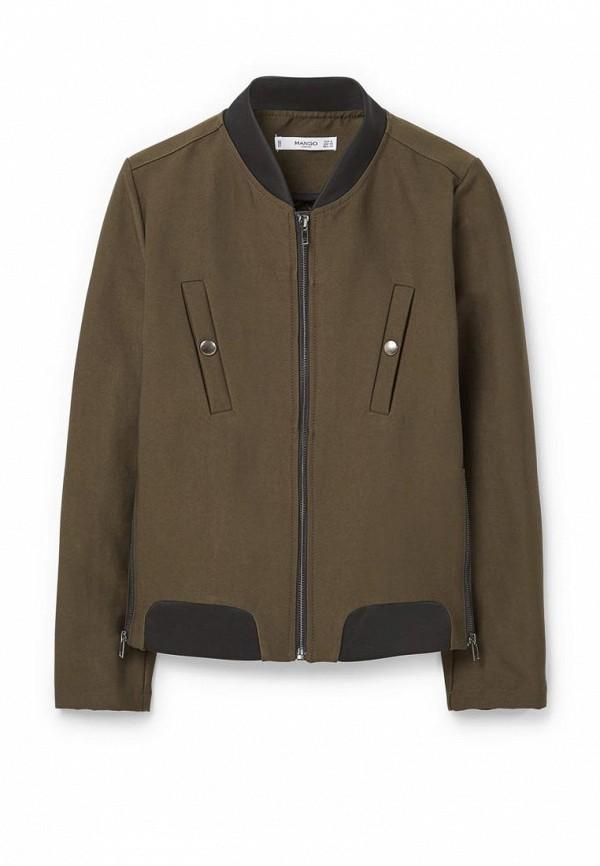 Женская осенняя куртка Mango
