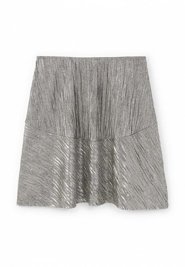 Широкая юбка Mango (Манго) 63070397