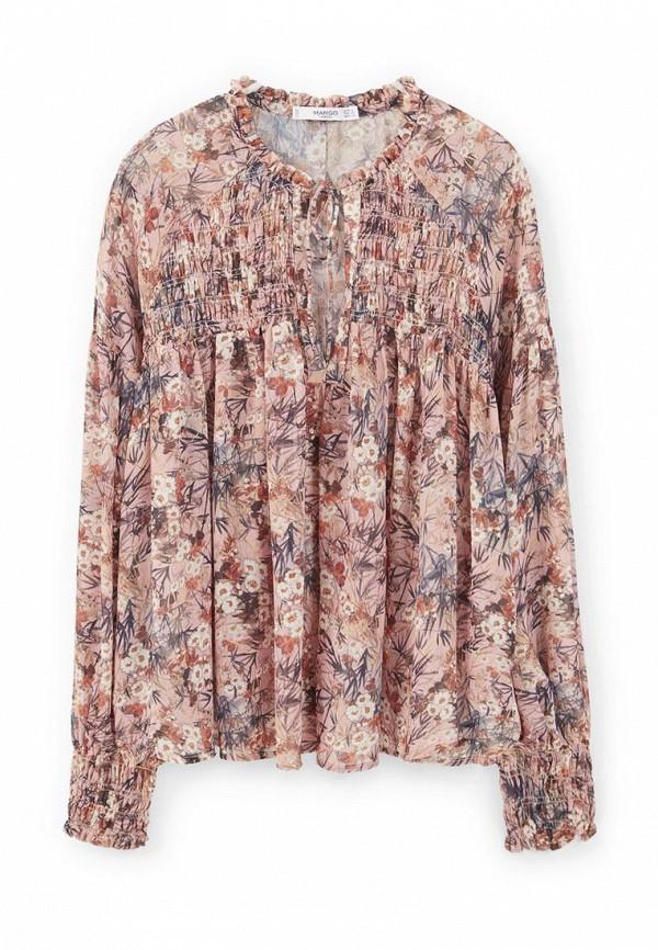 Блуза Mango - LOVE