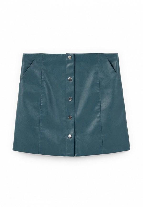 Прямая юбка Mango (Манго) 63093507