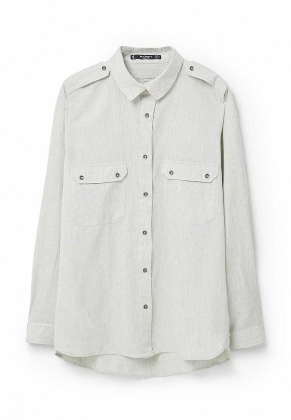 Рубашка Mango - GREY