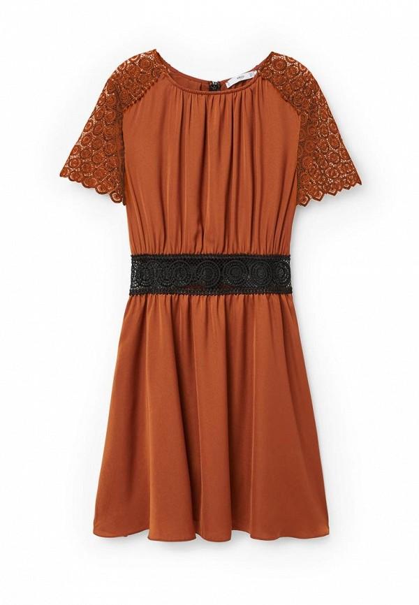 Летнее платье Mango (Манго) 63073039